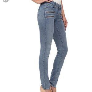 Paige Edgemont zipper jeans